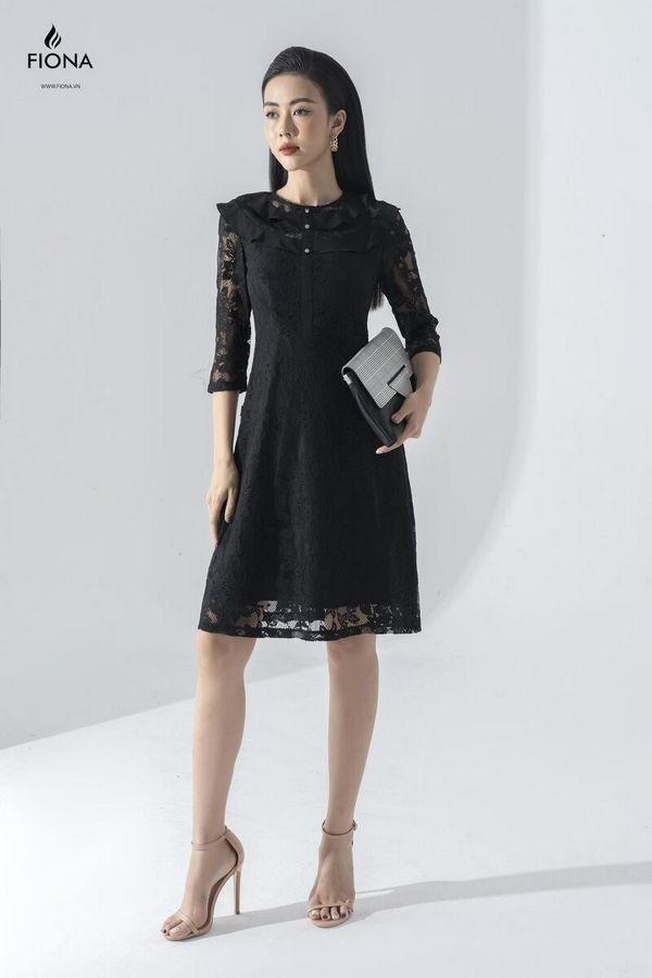 Gợi ý những mẫu váy đầm tuổi trung niên sang trọng nhất cho các quý cô thời thượng
