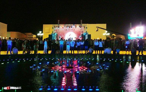 Dima Bilan live at SOHO Square Sharm El-Sheikh