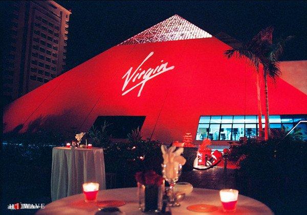 Virgin Grand Opening