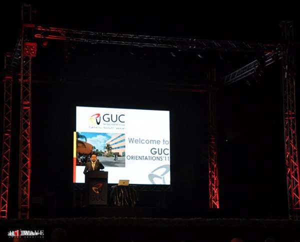 GUC Newcomers' Orientation