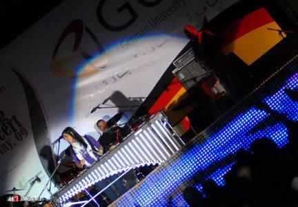 Nessma Abdl El Aziz & Wust El Balad @GUC Annual Spring Live Concert