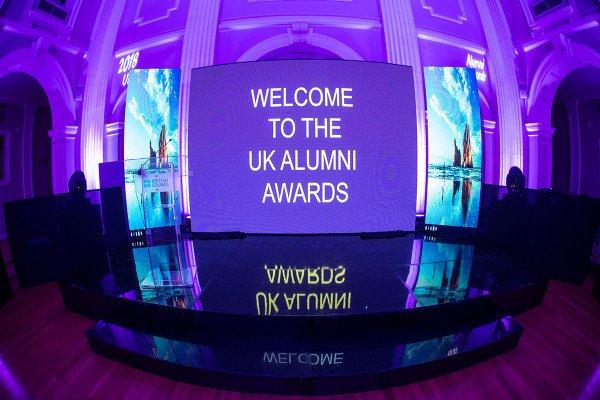 The British Council celebrated the UK Alumni Awards