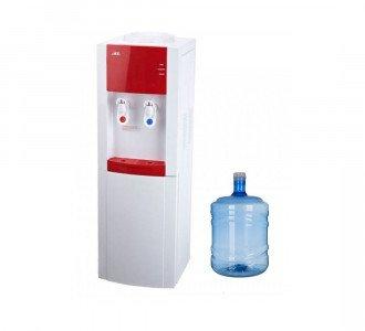 سبيد SP- 910 مبرد المياه بارد وساخن ابيض واحمر و زجاج موزع للمياه 19لتر