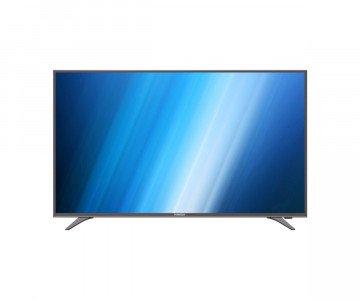 تورنيدو 49EB8400E شاشة سمارت 49 بوصة إل إي دي Full HD تدعم واى فاى مزودة بـ 3 مداخل HDMI ومدخلين فلاشة