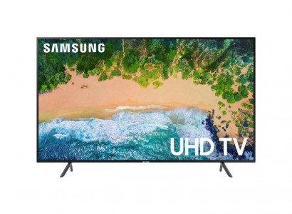 سامسونج UA55NU7100KXZN تلفزيون 55 بوصة UHD الذكي