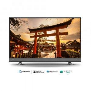 توشيبا 43L570MEA شاشة 43 بوصة سمارت أوبرا ومدخلين فلاشة Full HD LED