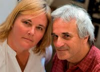 Saul Bromberger and Sandra Hoover