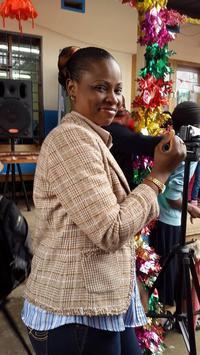 Virginie NDAWELE GBONOBE
