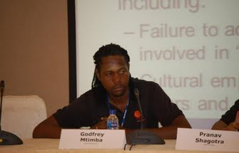 Godfrey Mtimba