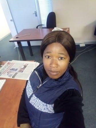 Keikantse Lesemela Business reporter