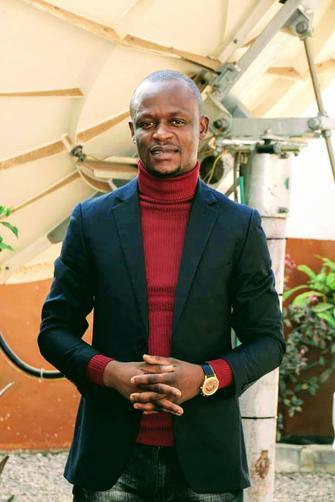 Raymond Mwamba