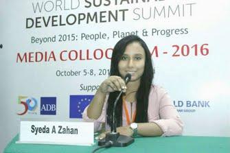 Syeda Zahan