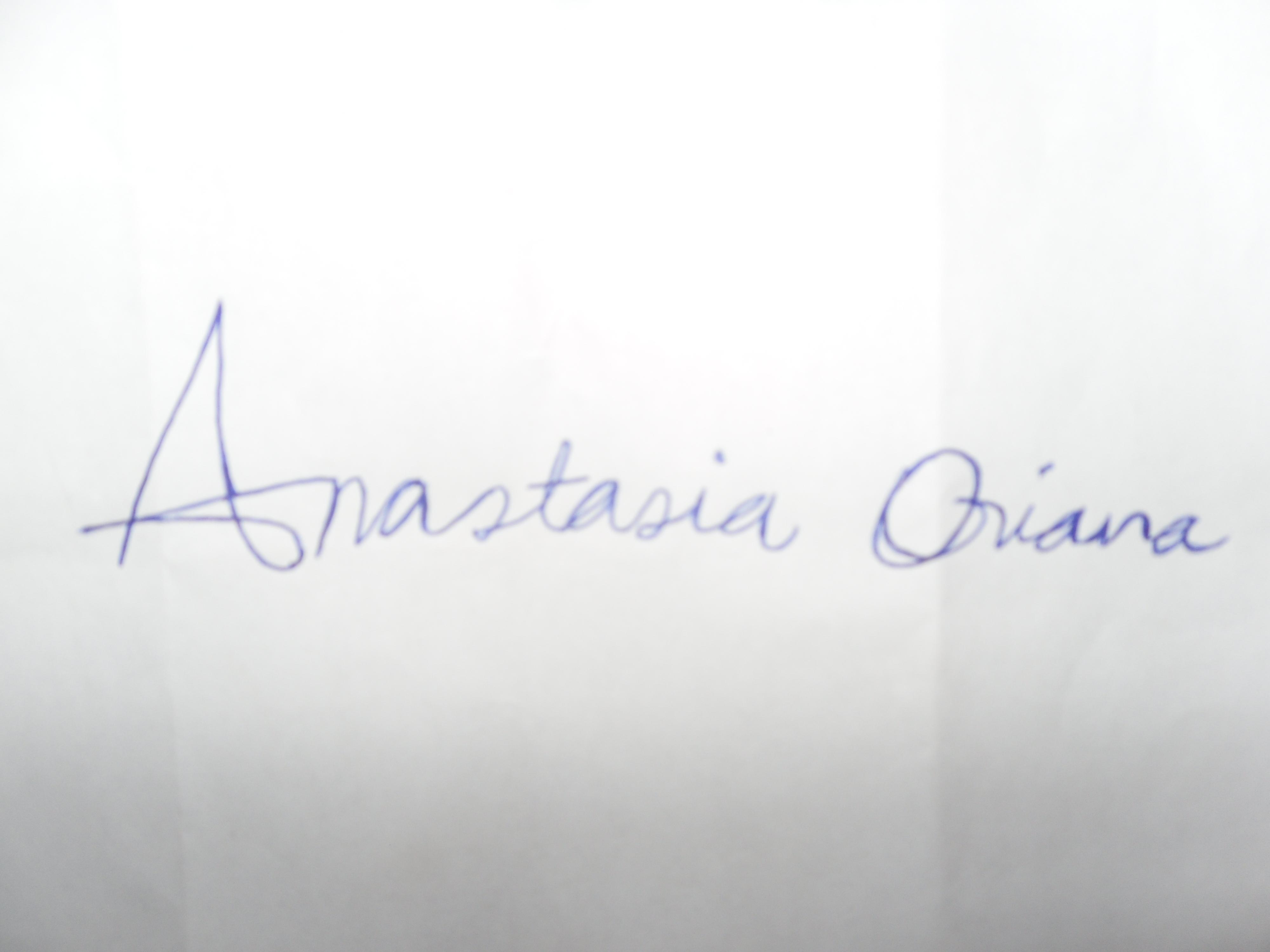 oriana anastasia's Signature