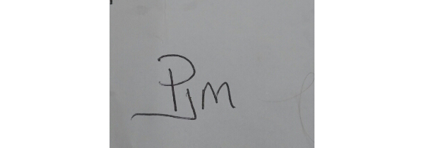 paula Jane Marie's Signature