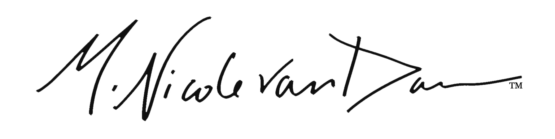 M.N<small>icole van </small>D<small>am</small>'s Signature