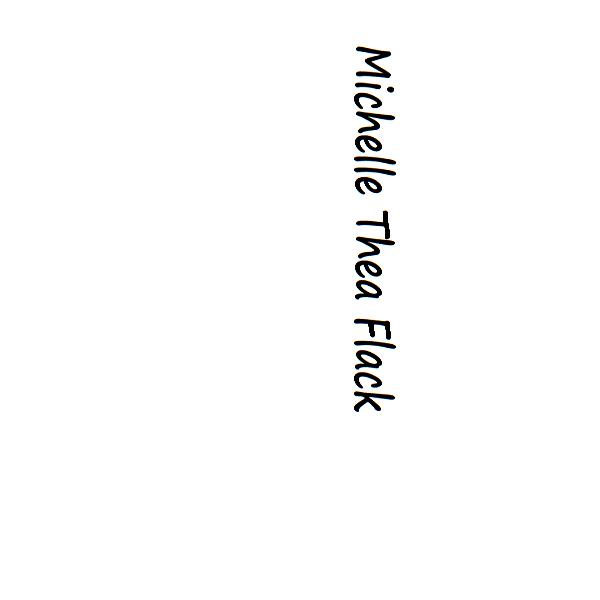 michelle thea flack's Signature
