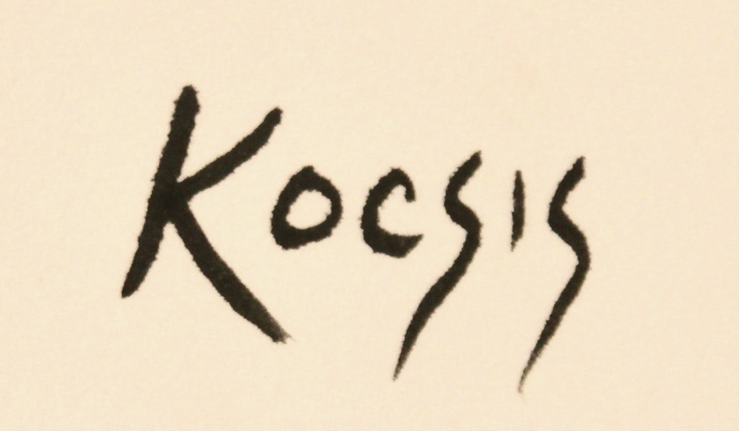 Rollin kocsis's Signature