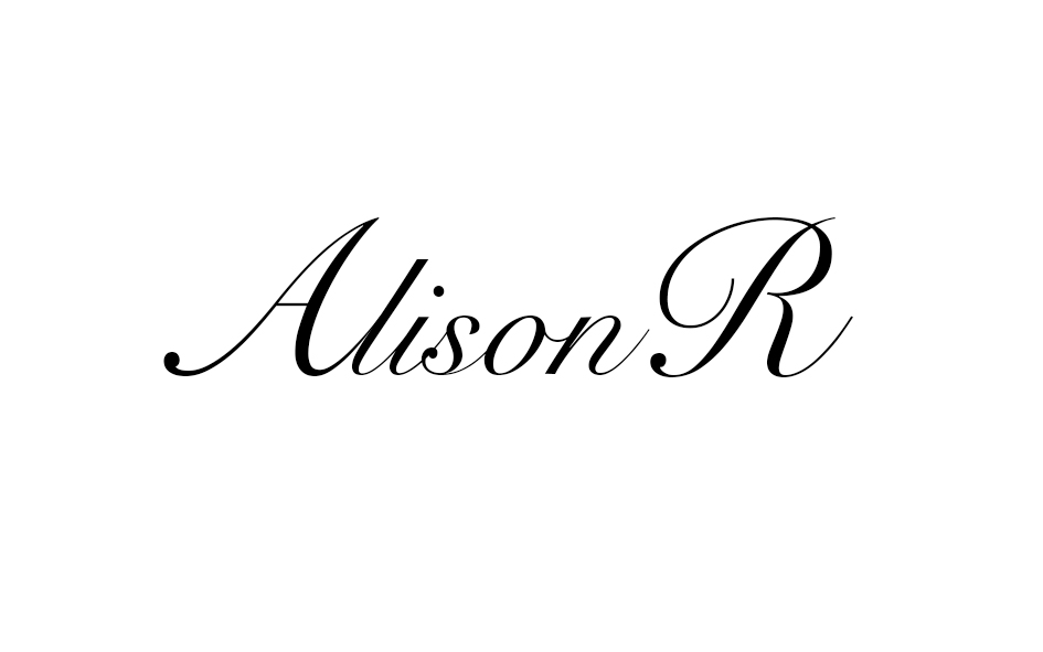 Alison Ross's Signature