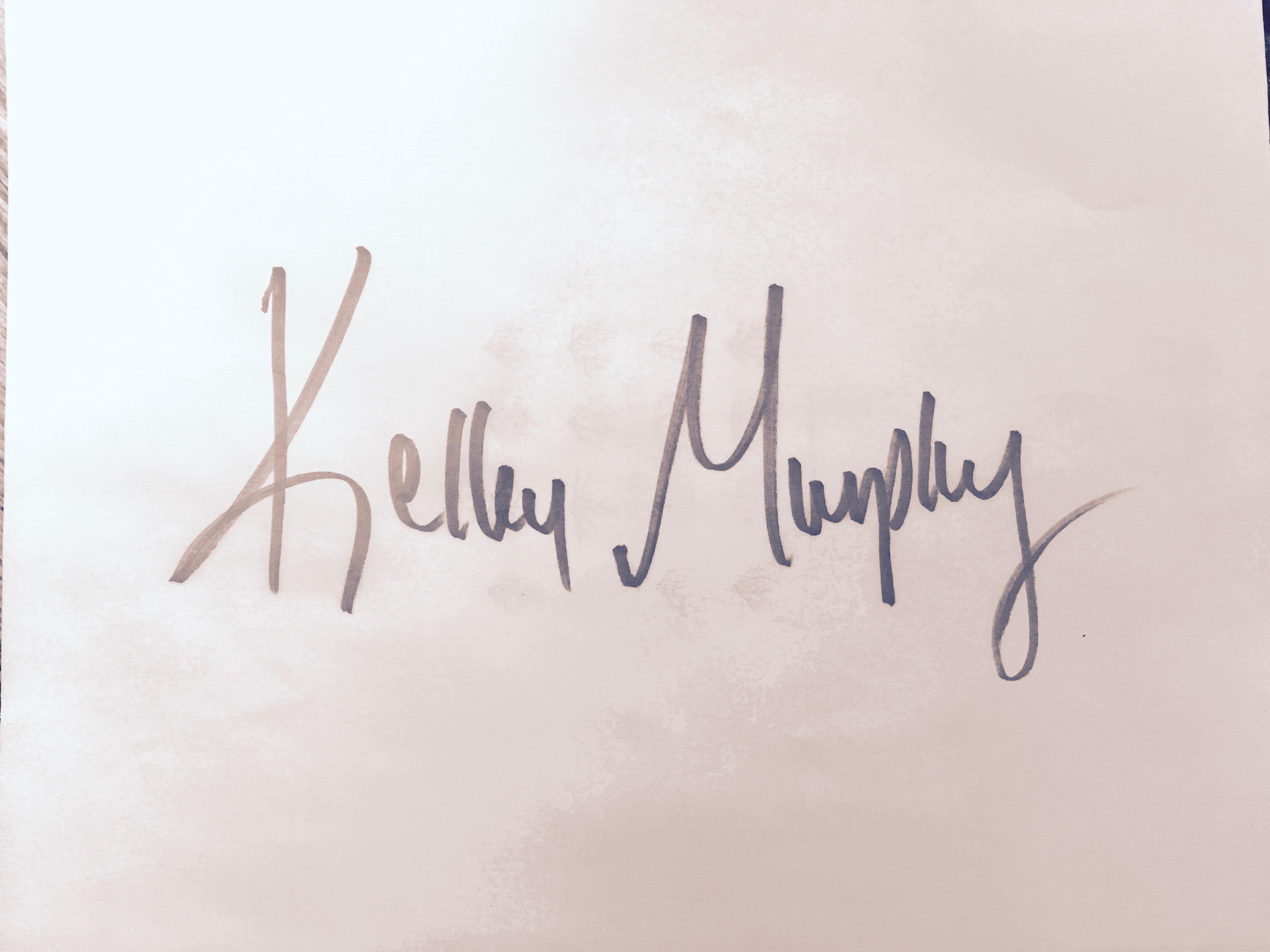 Kelley Murphy's Signature