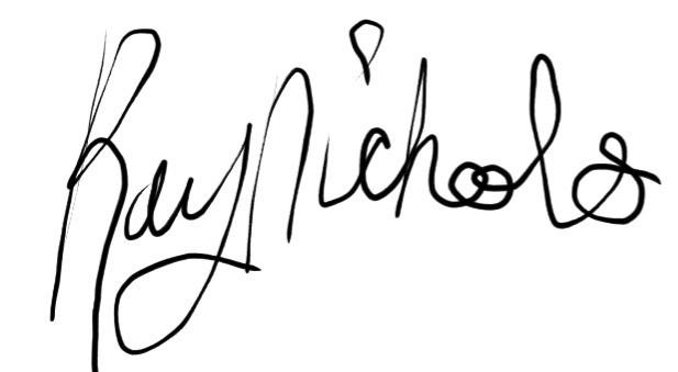 Ray Nichols's Signature