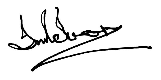Isabel McIvor's Signature