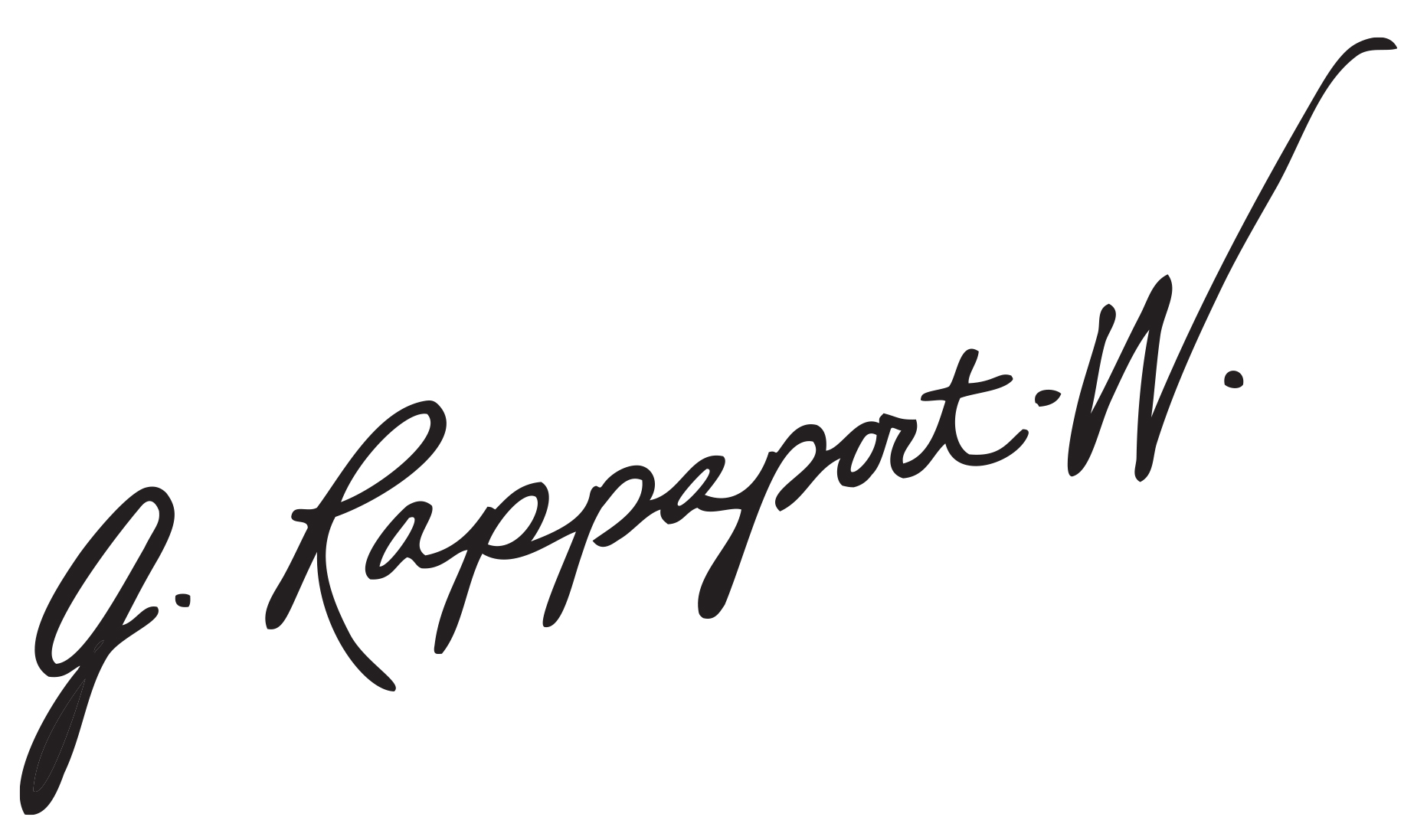 Gayle Rappaport - Weiland's Signature