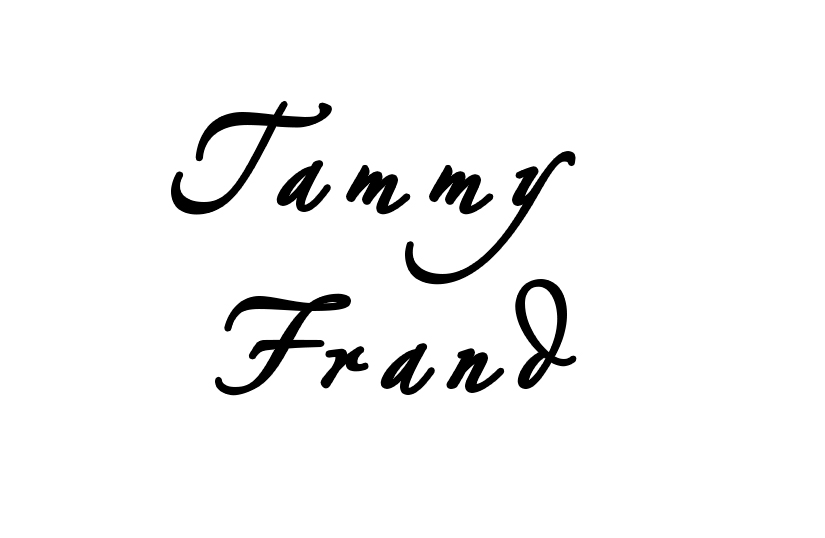 Tammy Frand's Signature