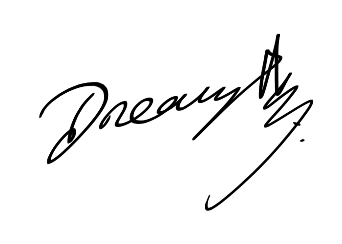 Dream Chen's Signature
