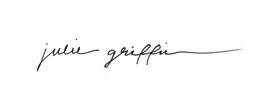 Julie Griffin's Signature