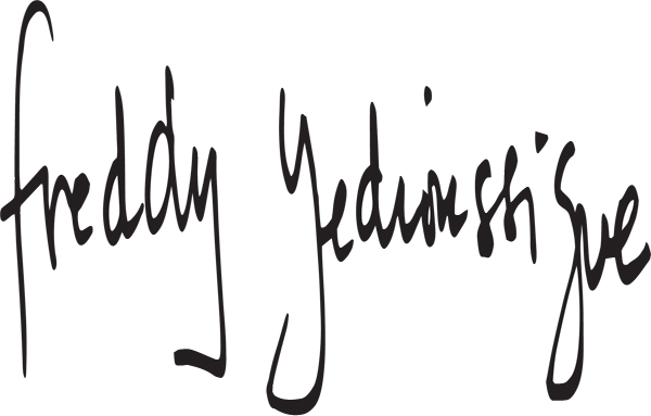 octave FREDDY yedioussigue's Signature