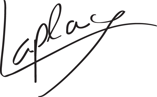 Catherine Laplace's Signature