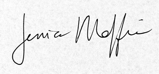 Jessica Maffia's Signature