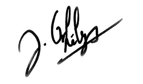 Jennifer Orhélys's Signature