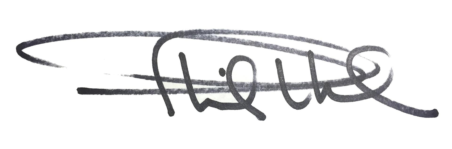 Phil Uhl's Signature