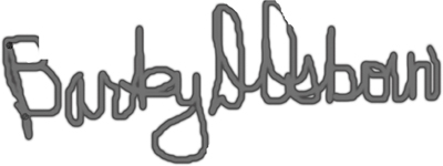 Barby Osborn's Signature