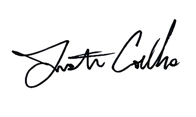 Justin Coelho's Signature