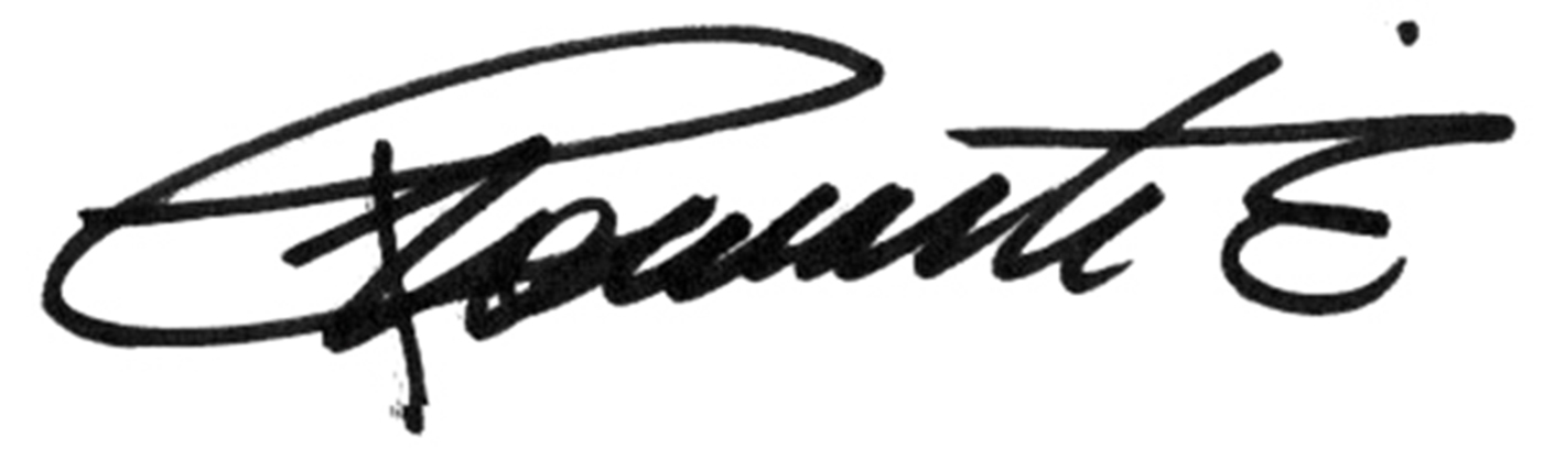 Kevin Cromartie's Signature