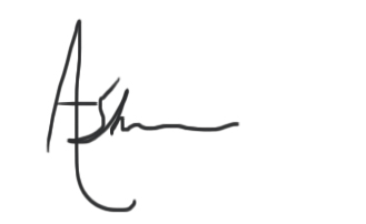 Alise Sheehan's Signature