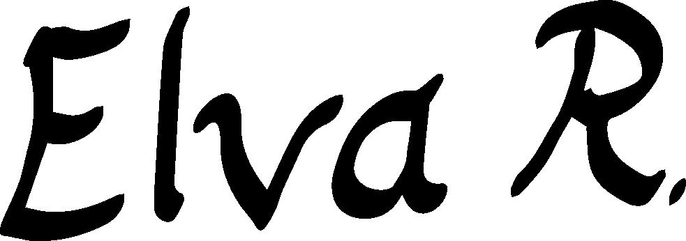 Elva Robinson's Signature