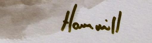 Curt Hammill's Signature