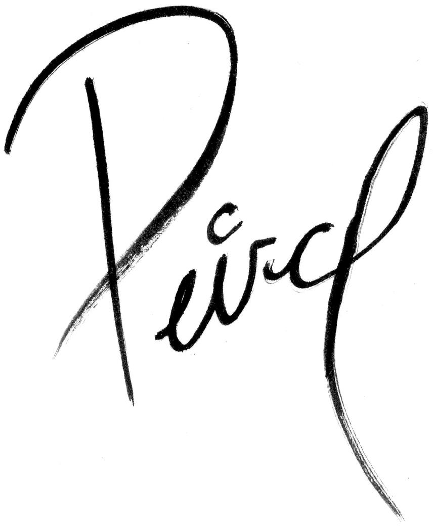 Daryll Peirce's Signature