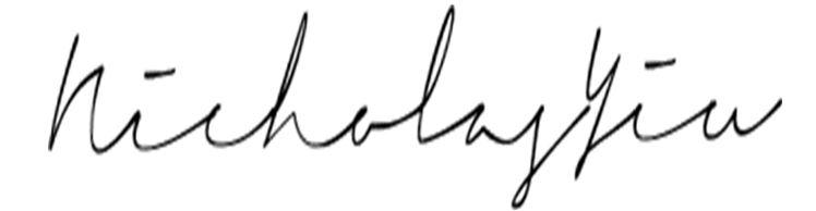Nicholas Yiu's Signature
