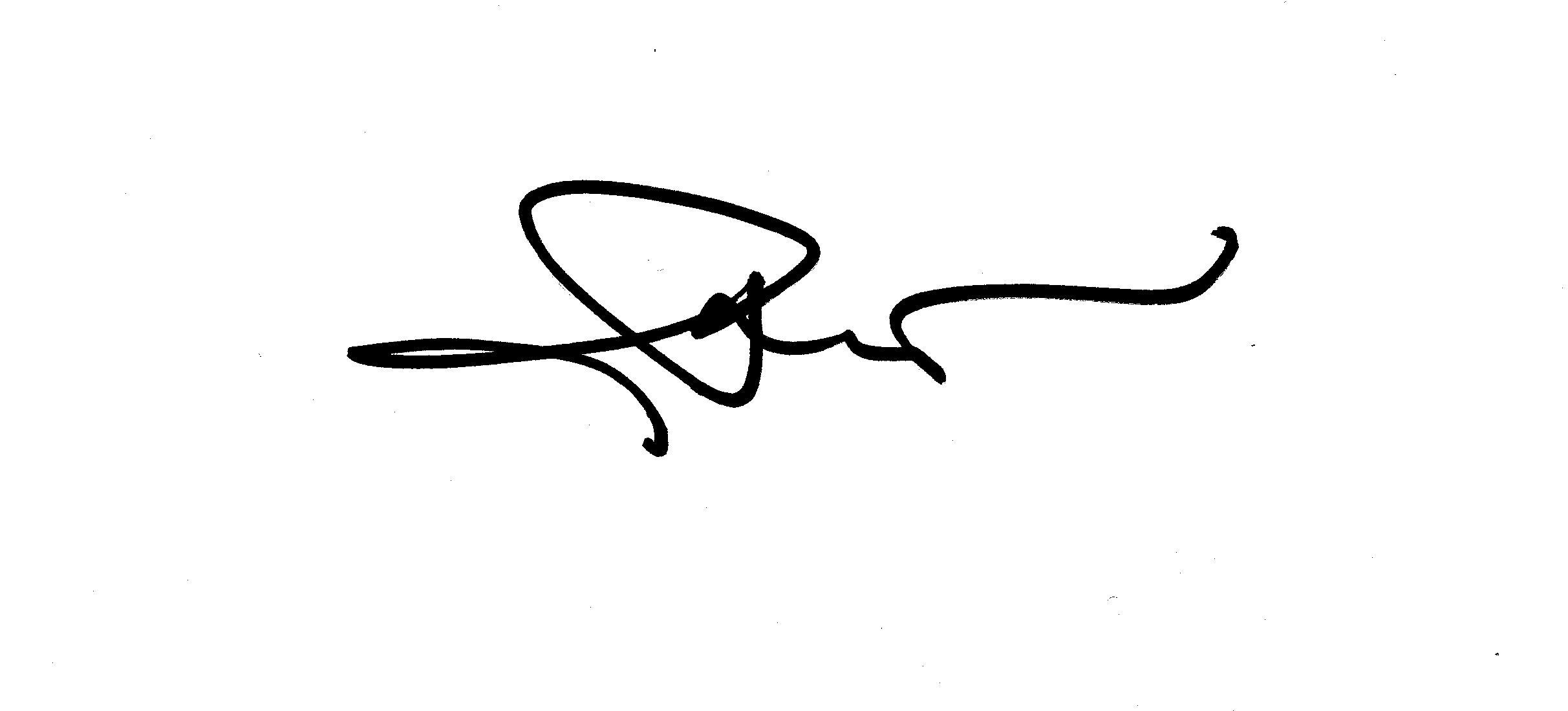OTTO RAPP's Signature