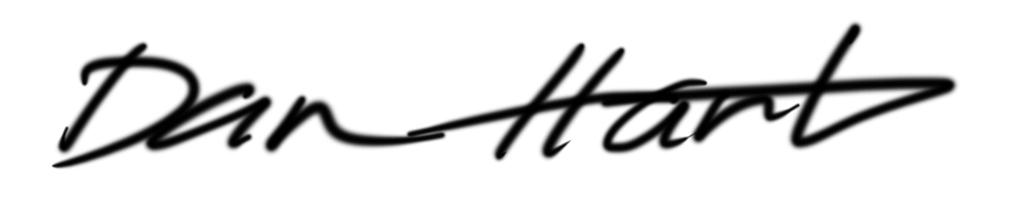 Dan Hart's Signature