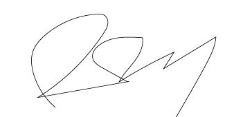 Rachel Perry's Signature