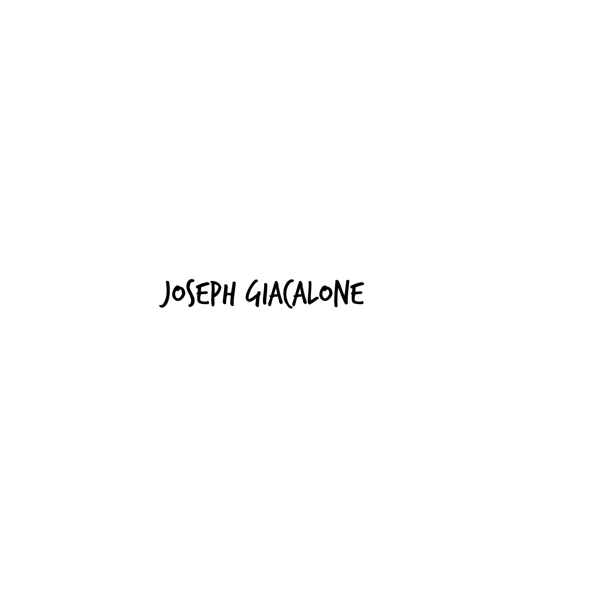 Joseph Giacalone's Signature