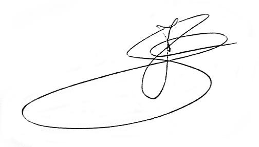 Joanna Sexauer's Signature