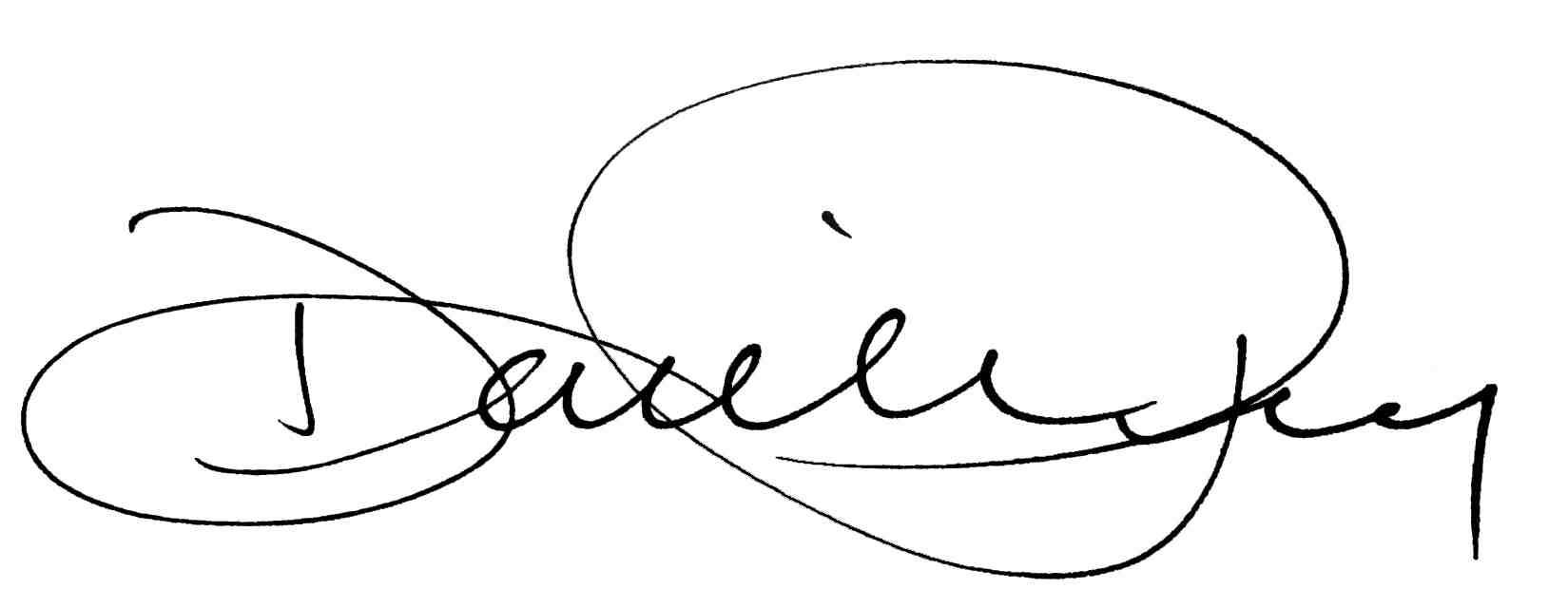 Danielle  Perry's Signature