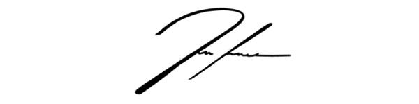 Megat Othman's Signature