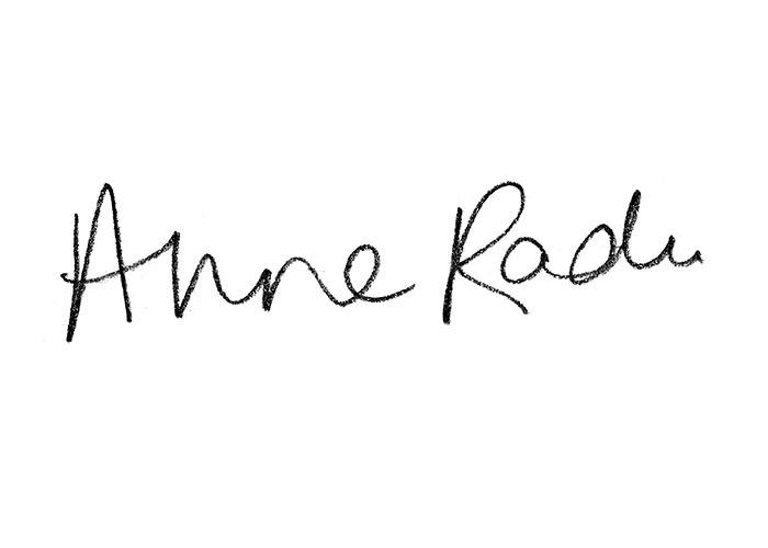 Anne Radu's Signature